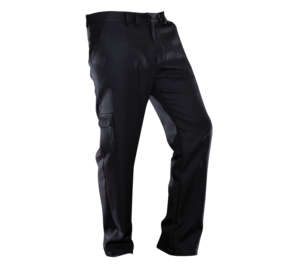 LIFE ORIGIN TWO Noir, Pantalon homme Homme Life is a game 12ecbf62b28